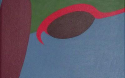 Summer colour abstract No1