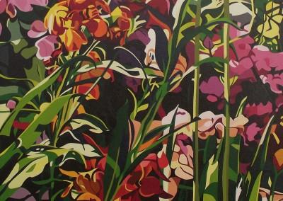 Spring - Studio garden